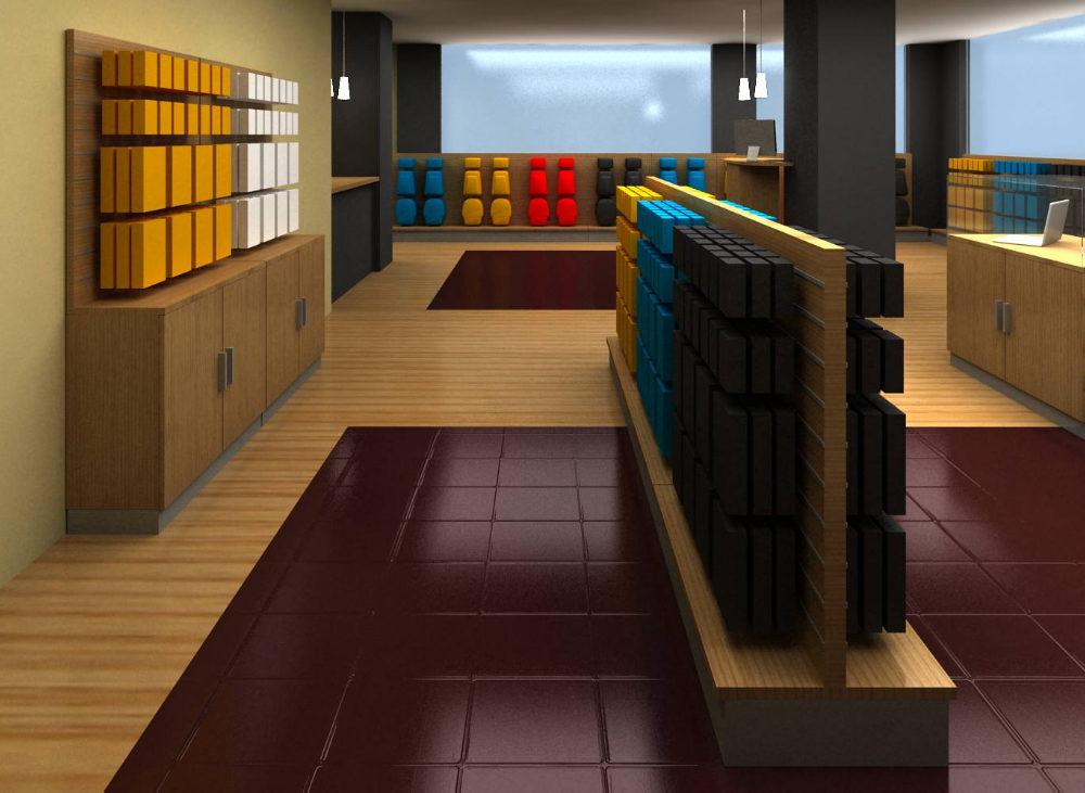 El mejor fabricante de mobiliario comercial