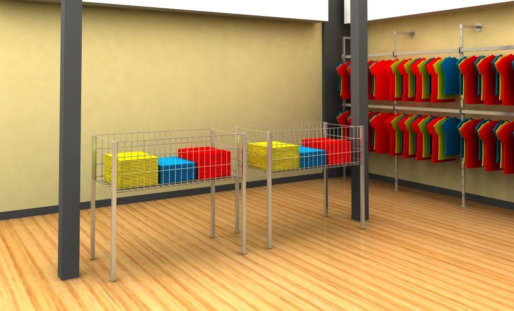 Fabricante de mobiliario comercial